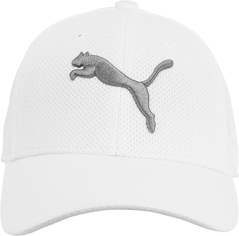 PUMA Evercat Mesh Stretch Fit Cap