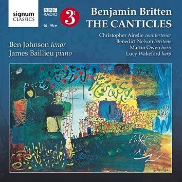 Benjamin Britten: The Canticles