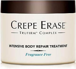 Crepe Erase – Intensive Body Repair Treatment – Fragrance Free – TruFirm Complex – 10 Ounces