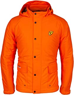 a41e83633b79c Scent Blocker 100% Polyester Full Front Zipper Drencher Insulated Jacket