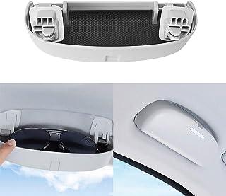 TOPDECO Coche Frente Gafas de Sol Estuche para Gafas Soporte Auto Accesorios