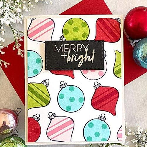 Tree Essentials Stamp Set In stock Coordinating bran Award Pine Christmas Die