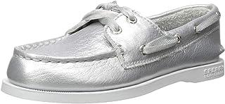 حذاء قارب أصلي أصلي من Sperry (للأطفال الصغار/الأطفال الكبار)