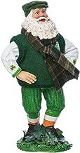 Kurt Adler 10-inch Fabriché Musical Irish Dancing Santa