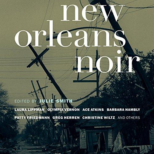 New Orleans Noir audiobook cover art