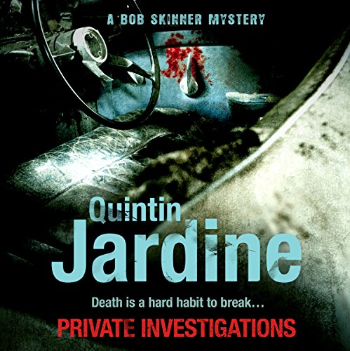 Private Investigations audiobook cover art