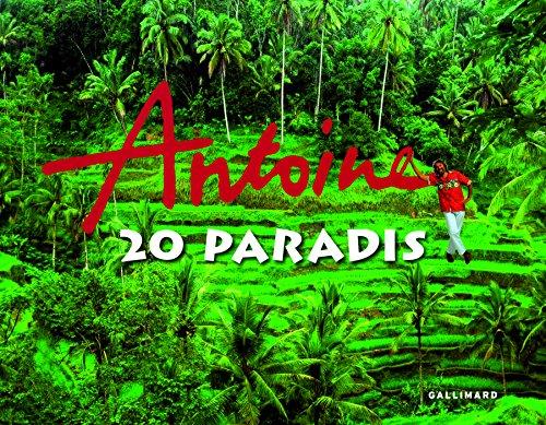 Antoine : 20 paradis (1 DVD inclus)