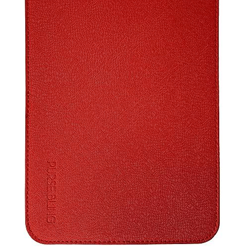 Base Shaper für LV Graceful Taschen, veganes Leder ... (rot, graceful MM)