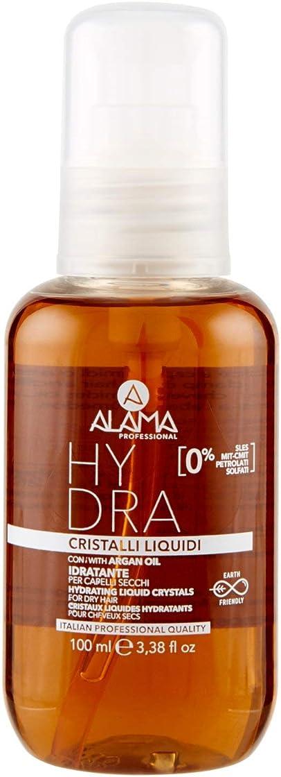 alama professional hydra cristalli liquidi idratanti per capelli secchi 100 ml 8008277586564