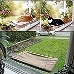Freahap Hamac Chat Fenêtre avec Ventouse Couchage Lit Chiot #3