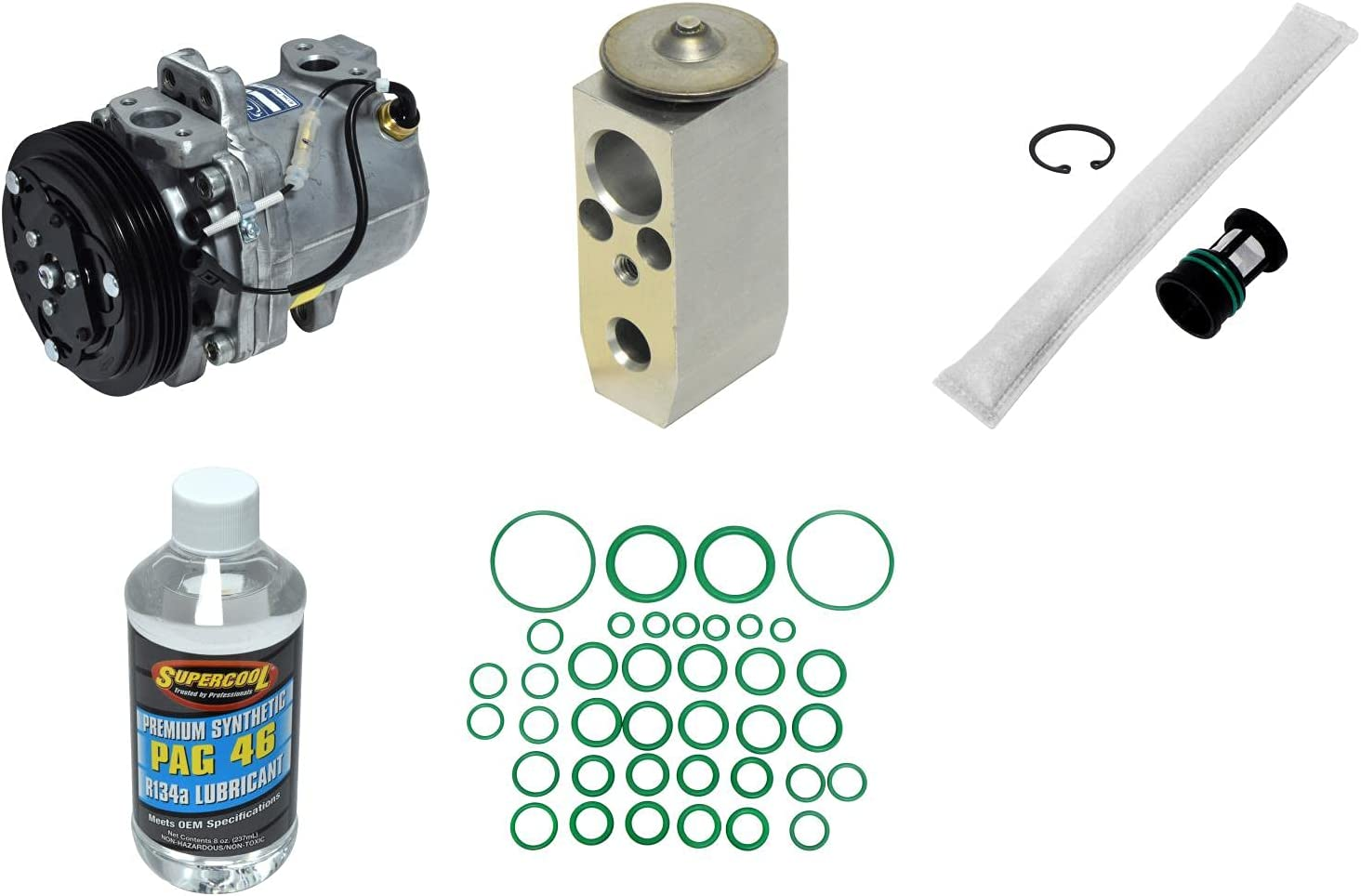 A C Compressor and Kit KT 5663 Component At the Ranking TOP2 price