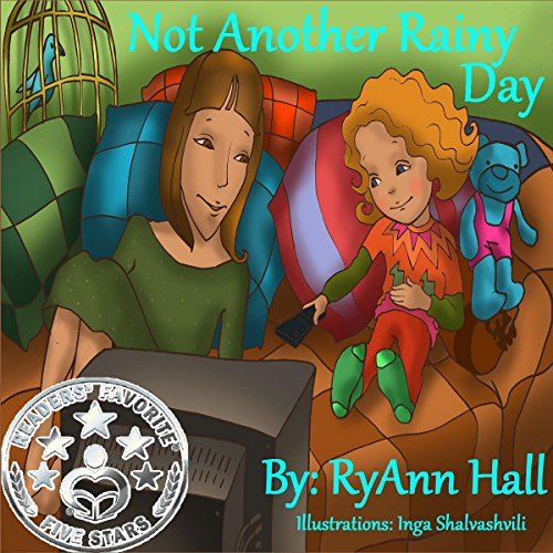 Not Another Rainy Day audiobook cover art