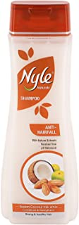 Nyle Anti-Hairfall Shampoo 400ml (Pack of 2)