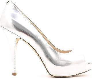Para Zapatos Mujer esGuess Plateado Amazon Zapatos 3j5ALcR4q