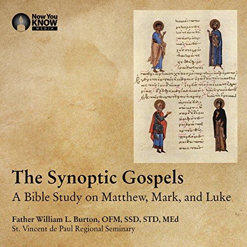 The Synoptic Gospels audiobook cover art