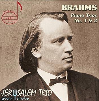 Brahms: Piano Trio Nos. 1 & 2