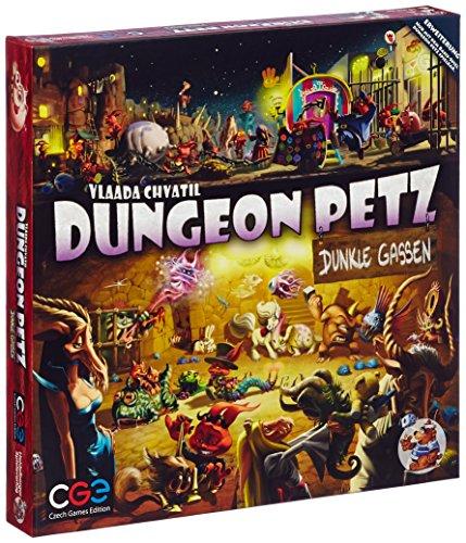 CGE - Dungeon Petz: Dunkle Gassen