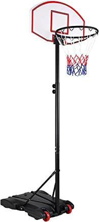137x81cm WENZHE-Basketball Rims Goal Guard Nets Hanging Basketball Hoop Basketball Stand Outdoor Motion Adult Wall-mounted Standard Rebounds