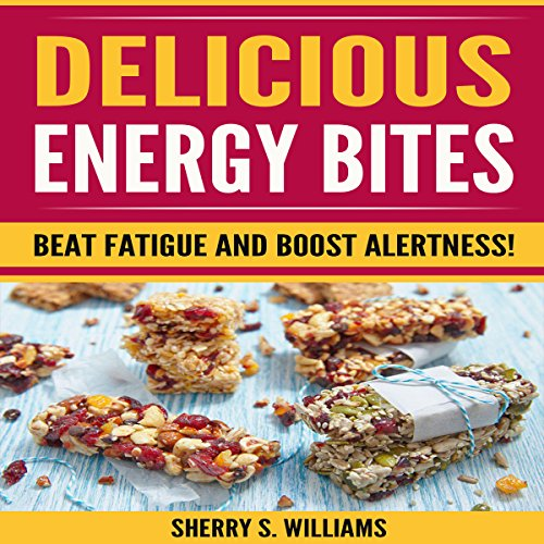 Delicious Energy Bites cover art