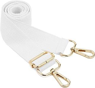 Wide Shoulder Purse Strap Replacement Adjustable Belt Canvas Bag Crossbody Handbag