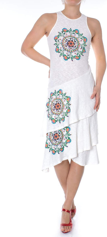 Desigual Woman Long Dress Vest Chelsea 19swvk02