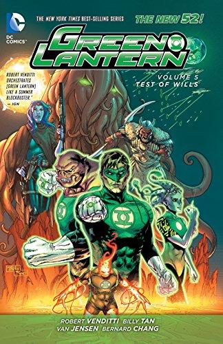 green lantern new 52 1 - 6