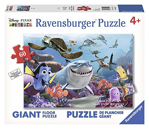 Ravensburger giant finding nemo themed puzzle