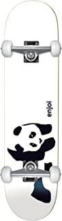 Enjoi HG Panda Logo 6.75Mc Complete, White