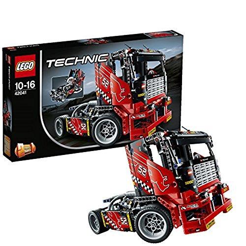 LEGO Technic 42041 - Renn-Truck