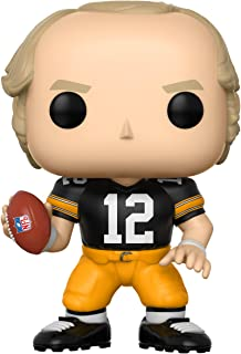Funko POP NFL: Terry Bradshaw (Steelers Home) Collectible Figure