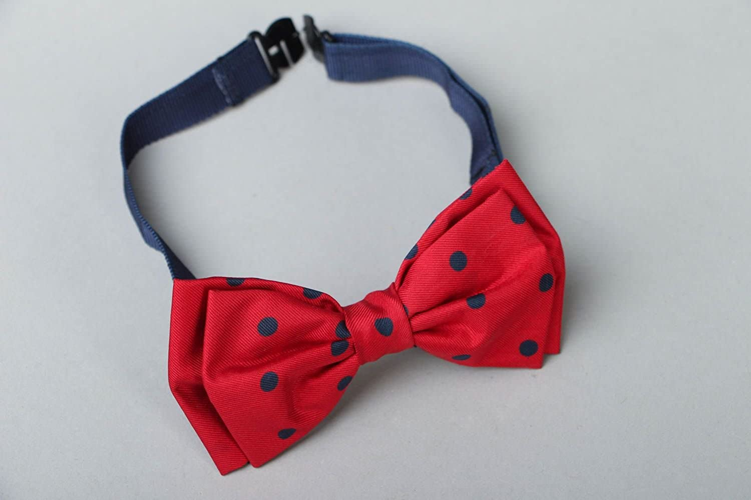 Red Dot Bow Tie Polka ntnldx6826-Furniture - murals