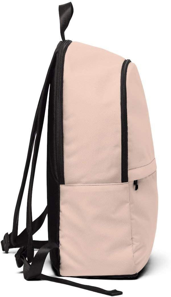Trend 2020 Creme de Peche Unisex Fabric Backpack
