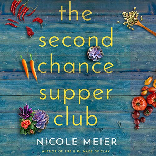 The Second Chance Supper Club audiobook cover art