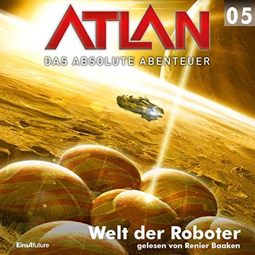 Welt der Roboter Titelbild