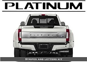 Best 2017 f250 platinum tailgate Reviews