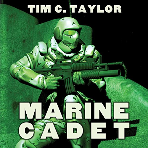 Marine Cadet audiobook cover art