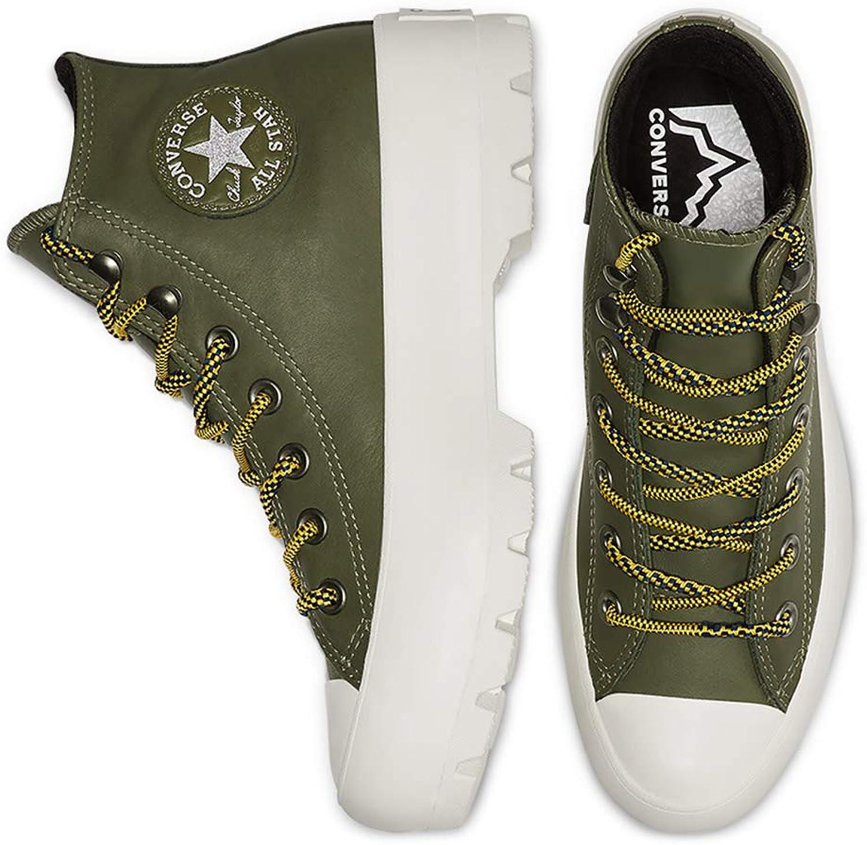 CONVERSE Chuck Taylor All Star Lugged Winter Boot HI Zapatillas Moda Femmes Kaki Zapatillas Altas Verde Greenwht