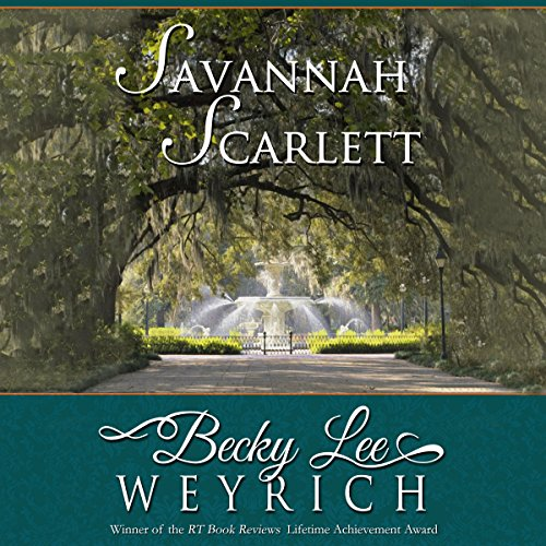 Savannah Scarlett audiobook cover art