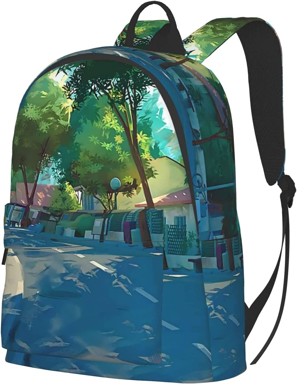 Large New Free Shipping Capacity Backpack Water-Resistant National products Sho Small Purse