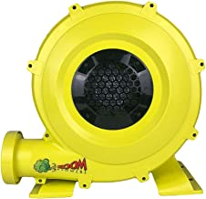 750-Watt, 1HP Compact and Energy Efficient Zoom Commercial Air Blower for Small Inflatables and Bounce Houses