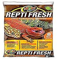 Zoo Med ReptiFreshテつョ Odor Eliminating Substrate, 8 Pounds by Zoo Med