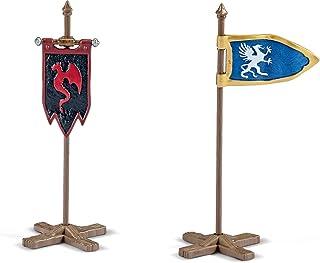 Schleich Zestaw flag
