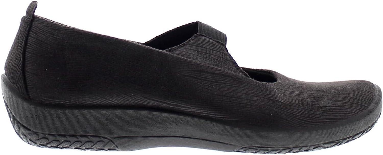 Arcopedico Womens 4671 Leina Black Synthetic shoes 38 EU