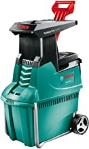 Bosch Shredder AXT 25 TC (plunger for trimmed material, 53-litre collection box, cardboard box, material throughput: 230 k...
