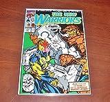 New Warriors Lot of 10 Comic Books Issues 17 18 19 43 44 45 46 51 52 and 53 Nova Darkhawk Namorita Speedball Night Thrasher Justice Firestar