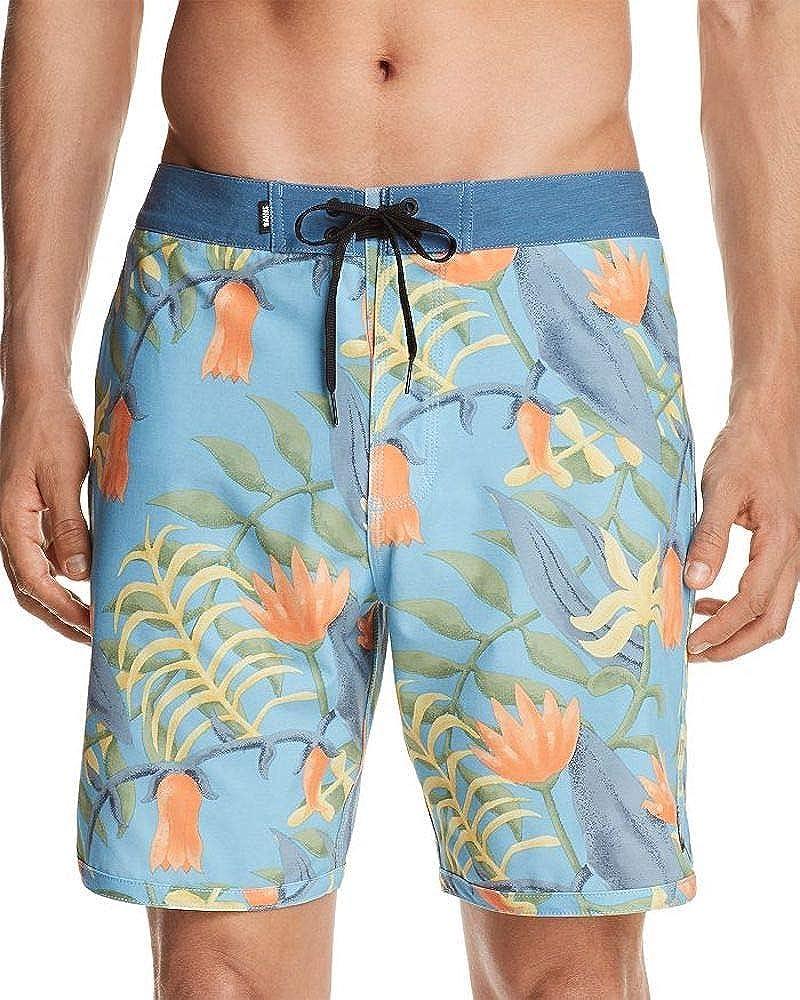 Banks Journal Board Shorts Swim Trunks Drifter Floral Print