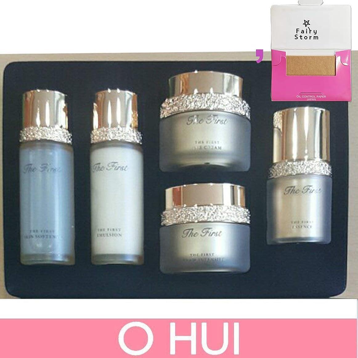 ガロン交通下向き[オフィ/O HUI]韓国化粧品 LG生活健康/OHUI the First Cell Revolution 5pcs Special Kit Set + [Sample Gift](海外直送品)