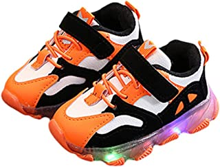 Amazon.co.uk: Orange - Fashion Trainers