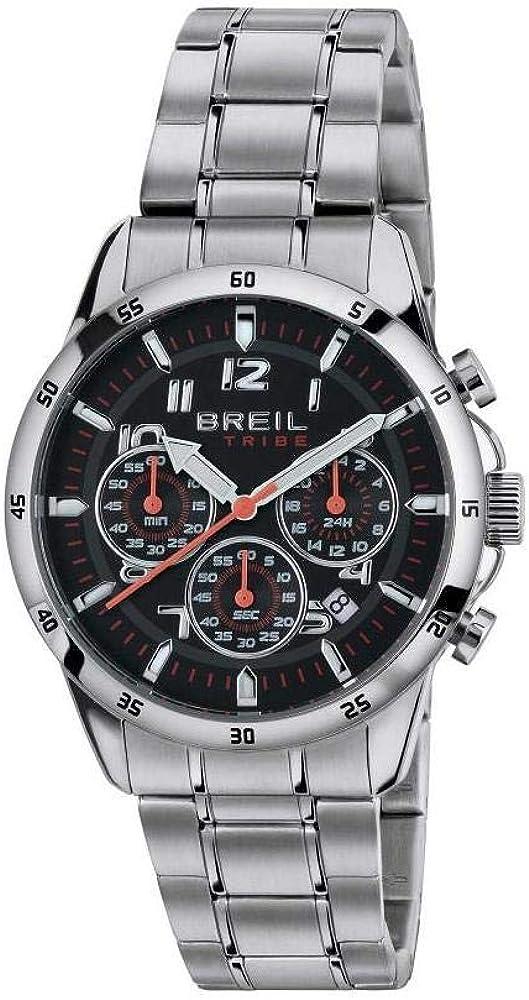 Breil orologio cronografo uomo in acciaio inossidabile EW0251
