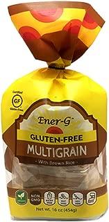 Ener-G Foods Multigrain Brown Rice Loaf, 16-Ounce Packages (Pack of 6)
